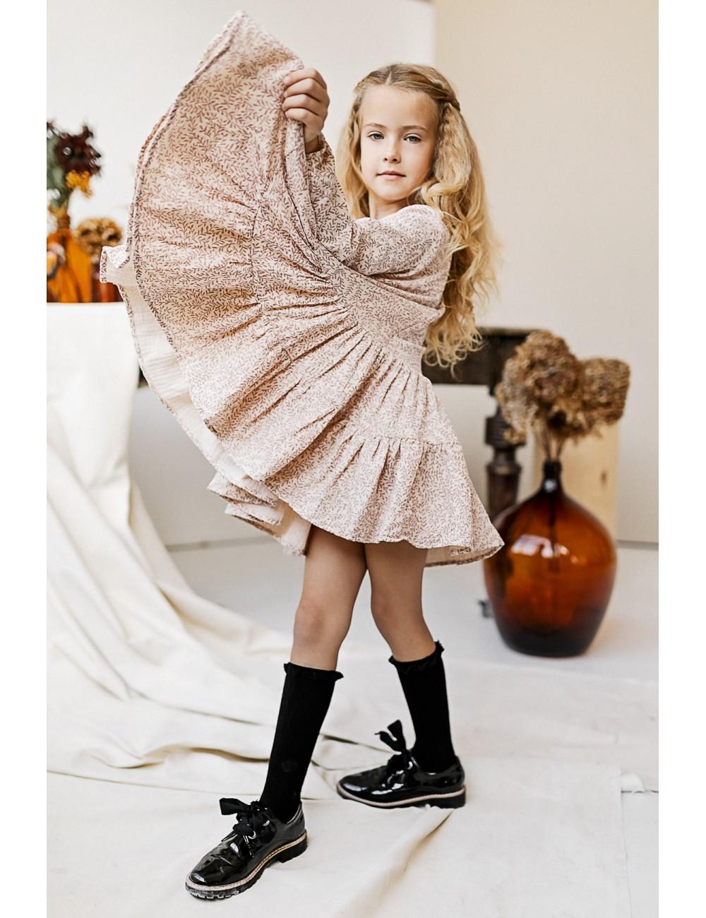 """MINIMI kleita """"Cozy autumn"""""""
